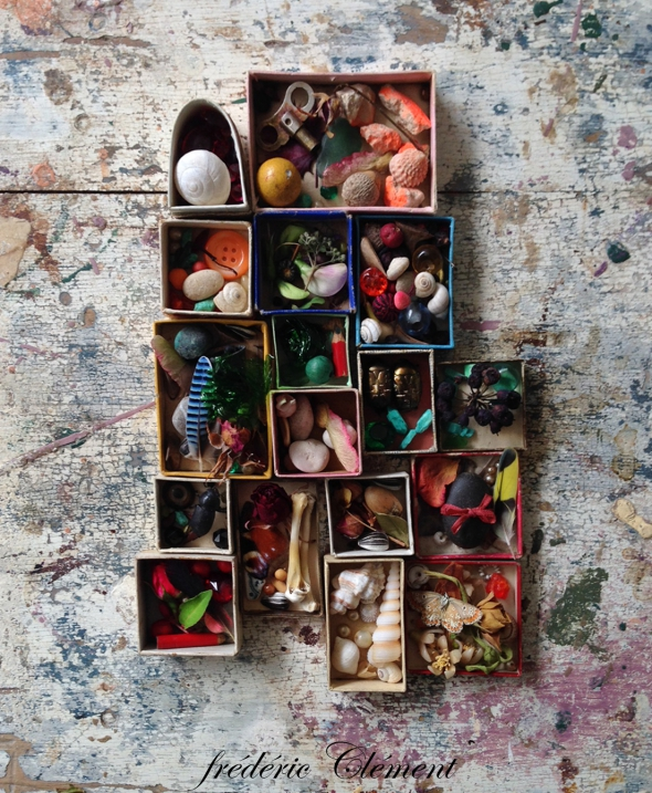 cachotterie,noir, corail,galerie,botanique,galerie,chapeau,hat,minuscule,atelier,fourbi,fourmi,jaune,illustration,curiosité,rose