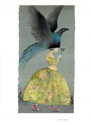 papier papillon fredericclement lacachotterie galerie beauté vanité