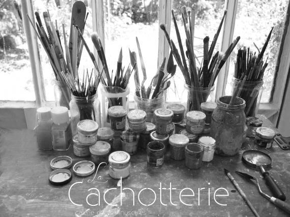 cachotterie, noir, corail, galerie, botanique, galerie, minuscule, atelier, curiosité,rose
